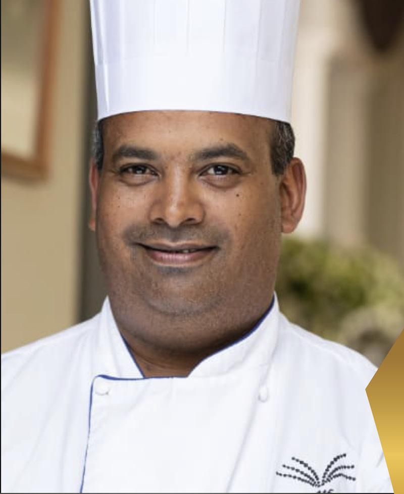 Chef Archie Athanasius
