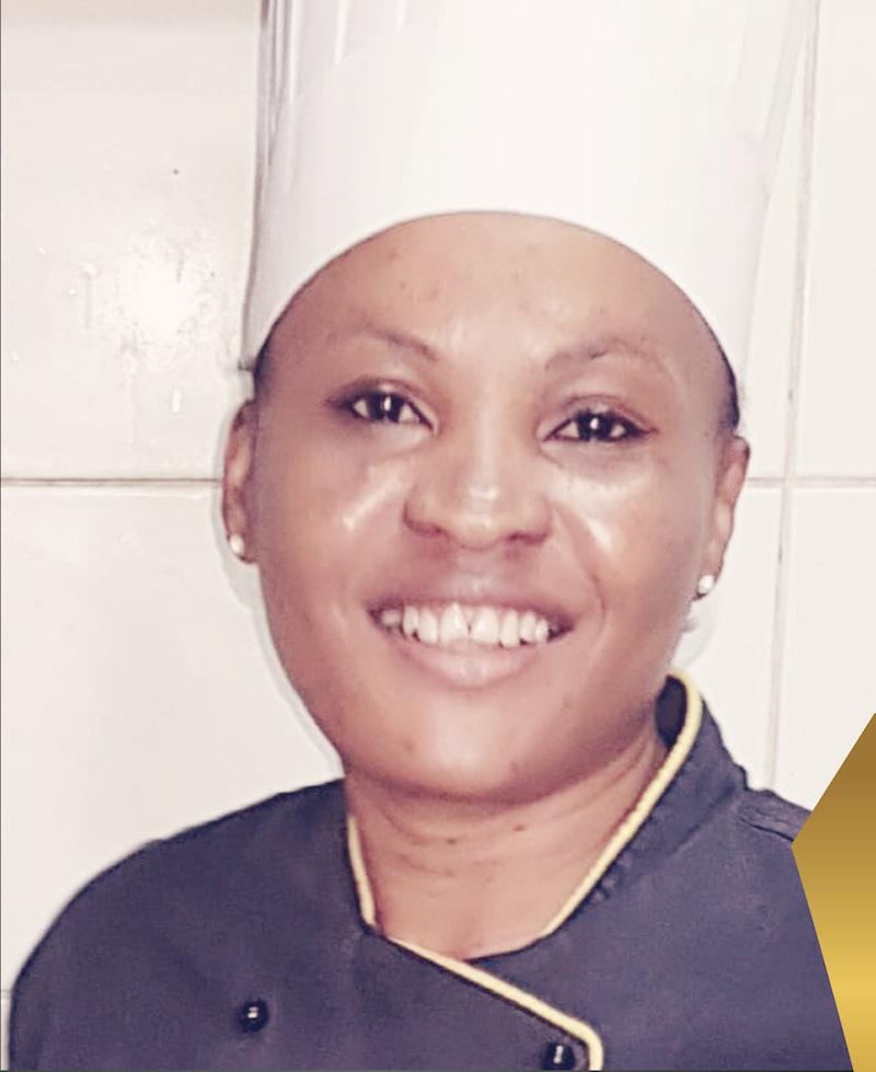 Chef Emilly Anjeo