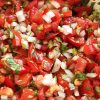 Fresh Tomato Salsa - (Pico de gallo)