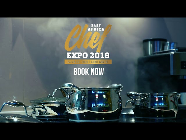 East Africa Chef Expo 2019 – Cooking