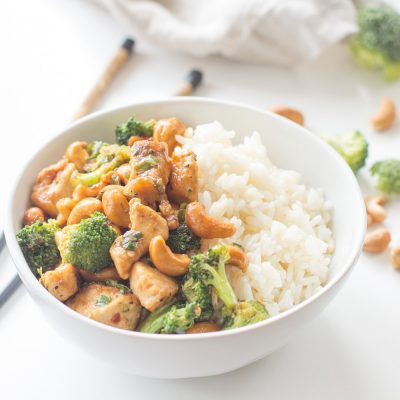 Cashew-Chicken-Broccoli