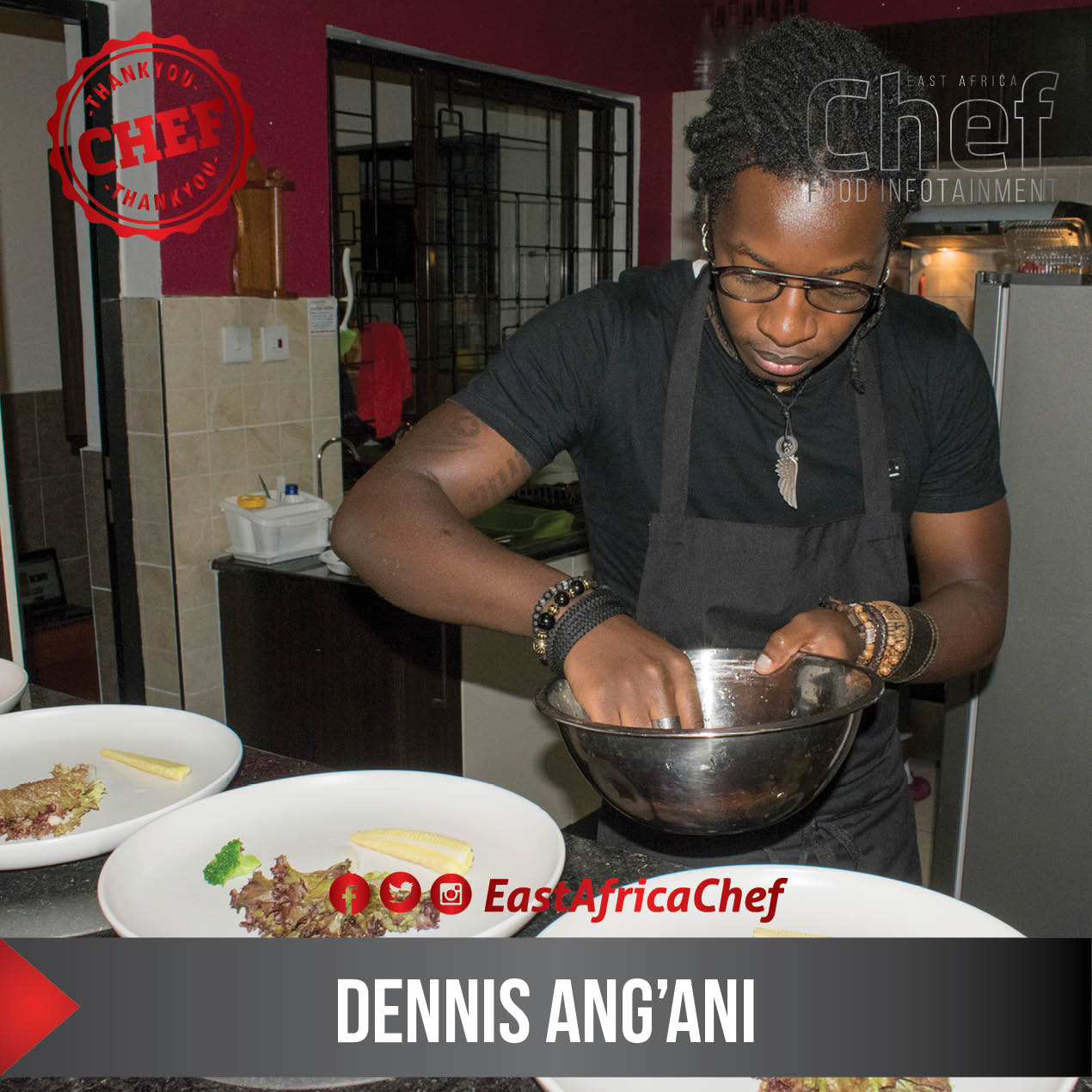 Celebrate East Africa Chef13
