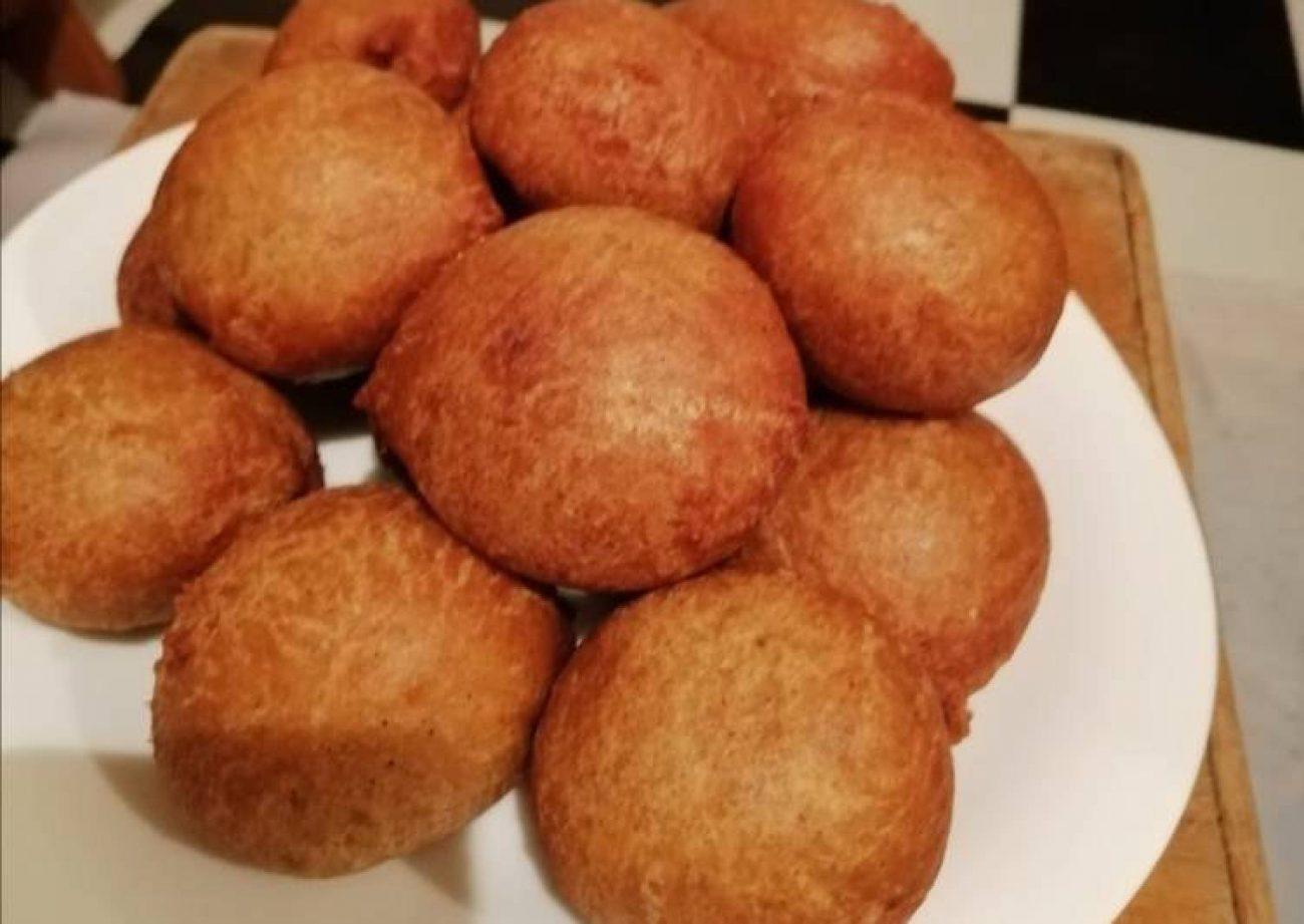 Kaimati (Fried Dumplings)