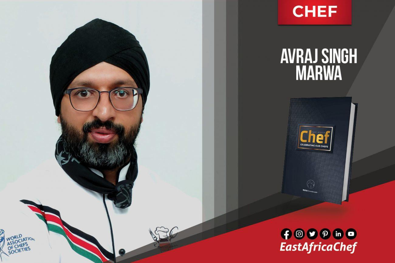 East Africa Chef Avraj