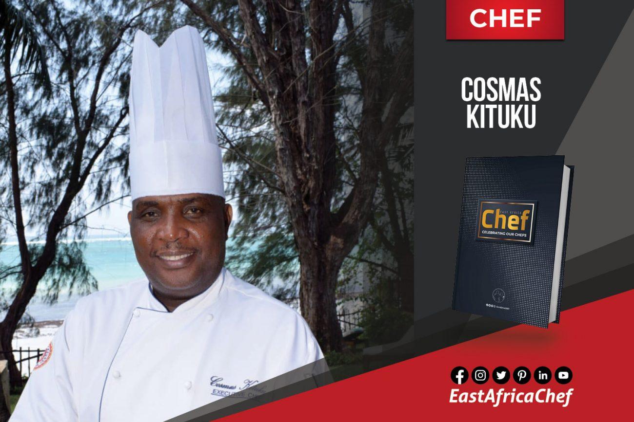 East Africa Chef Cosmas