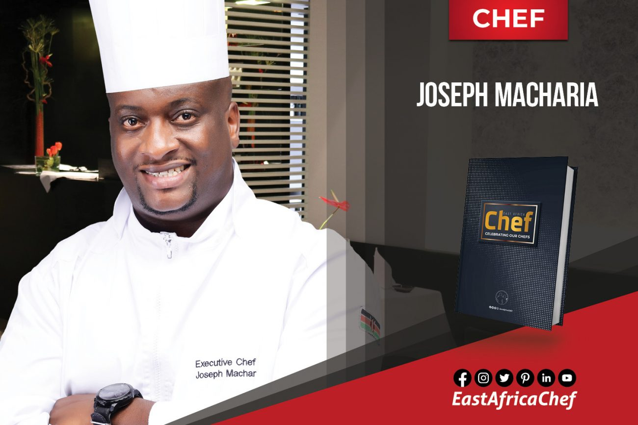 East Africa Chef Macharia