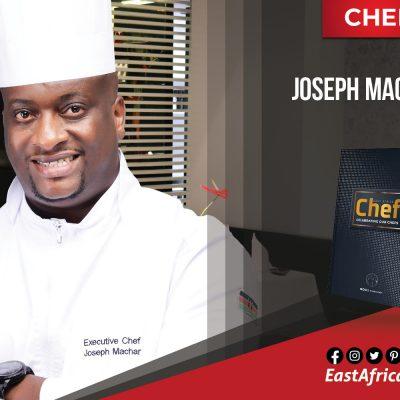 East Africa Chef Macharia