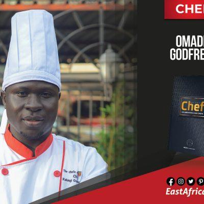 East Africa Chef Omadi